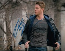 "P130JM JAKE MCDORMAN SIGNED ""LIMITLESS"" SIGNED 10X8 PHOTO GUARANTEED AUTHENTIC AUTOGRAPH …"